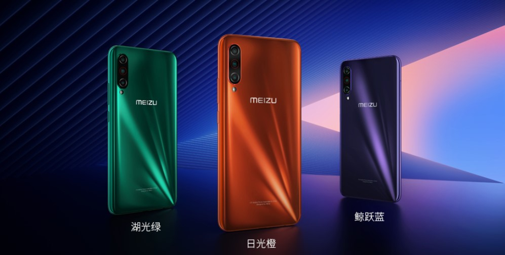 Meizu Launches a $280 Flagship Smartphone With Snapdragon 855 and More