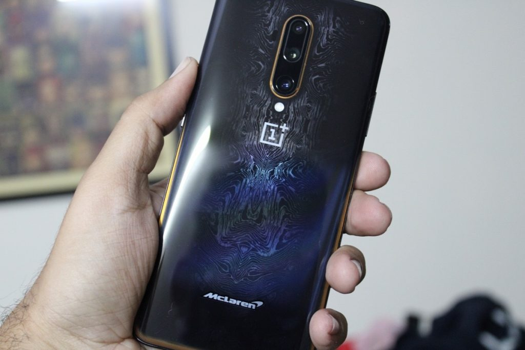 OnePlus 7T Pro & McLaren Launched With Snapdragon 855+ & Better Cameras