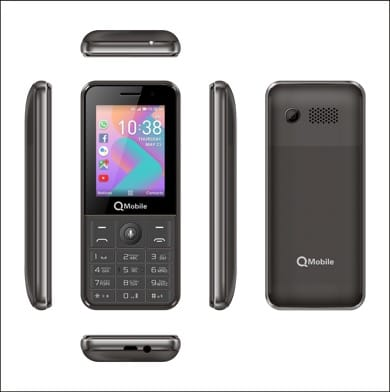 Qmobile is Launching a 4G Phone That Costs Less Than Rs. 4,000