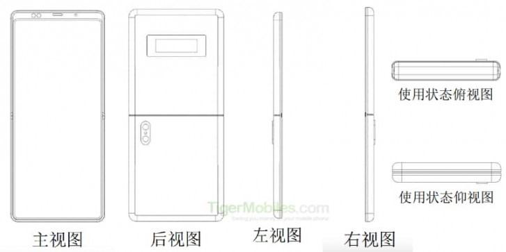 Xiaomi Working on a Foldable Phone Similar to The Moto Razr