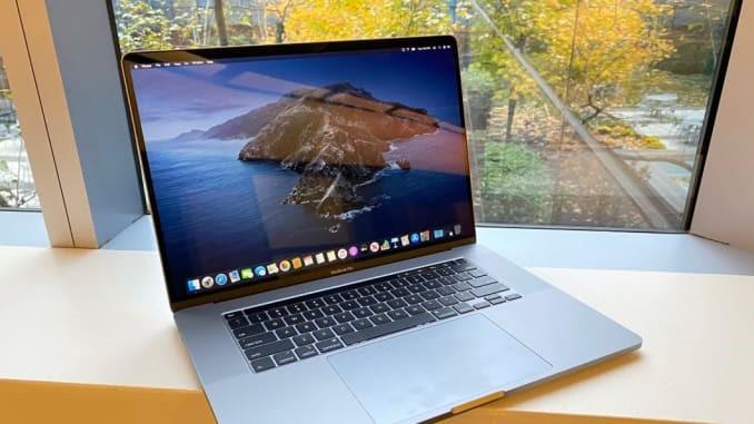 Apple's 16-inch MacBook Pro is its Best Laptop Yet
