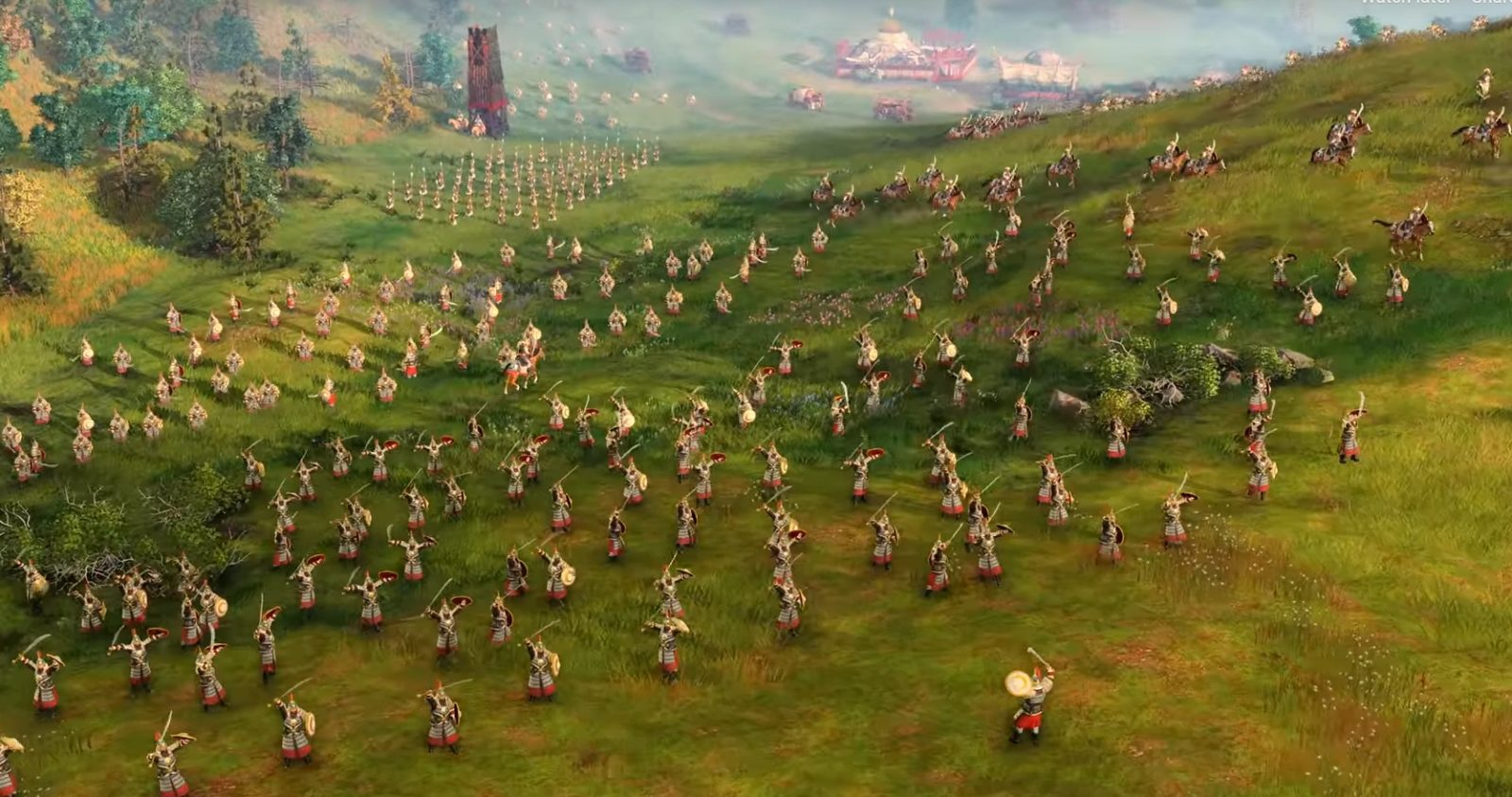 Microsoft Reveals Age of Empires IV With Next-Gen Graphics