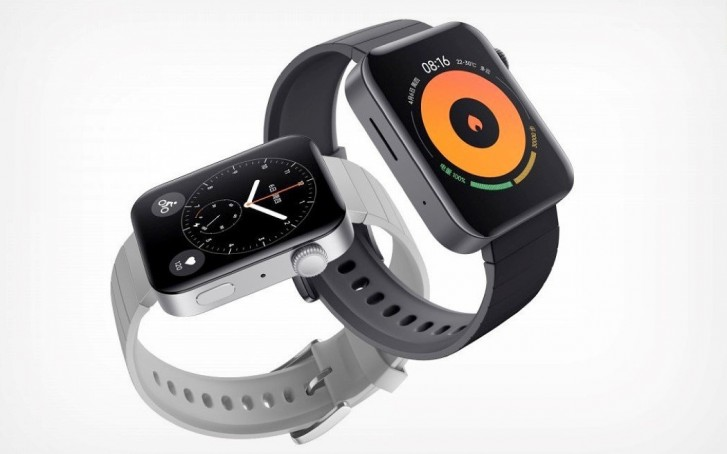 Xiaomi Launches an Affordable Apple Watch Competitor