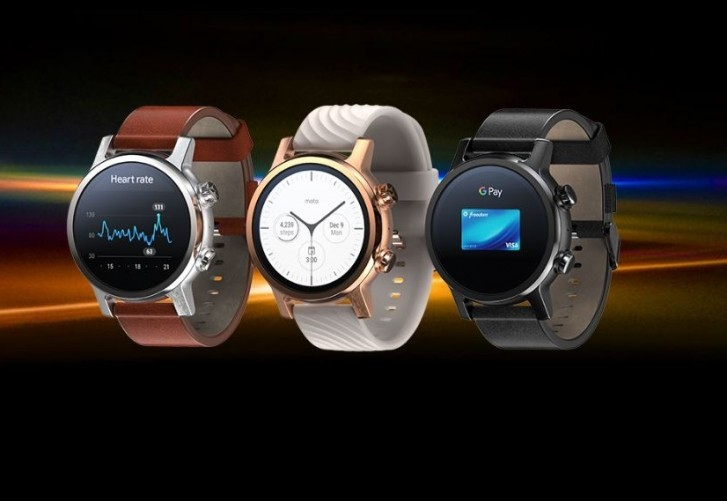 Moto 360 Smartwatch is Back With Better Hardware