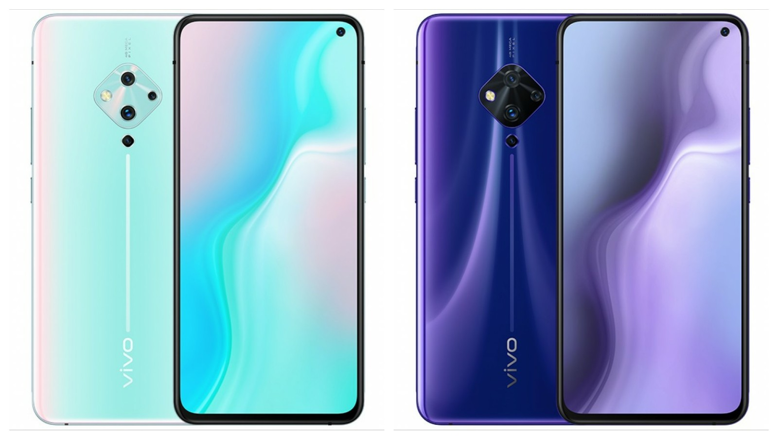 Vivo S5 Launched With 48MP Quad-Cameras & Punch-Hole AMOLED Display