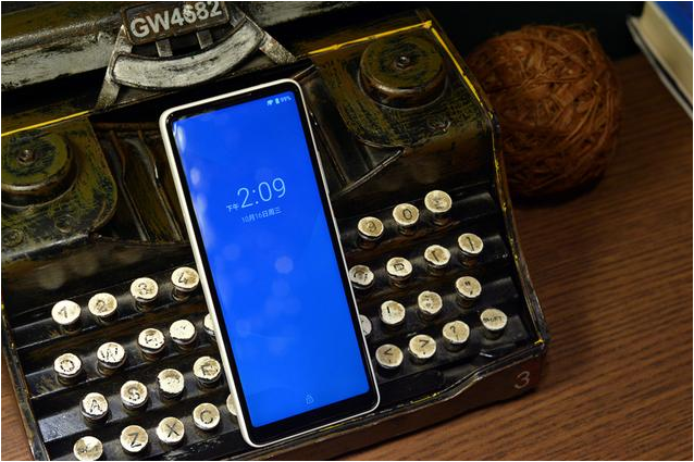 Xiaomi Launches an Entry-Level Phone With an All-Screen Display
