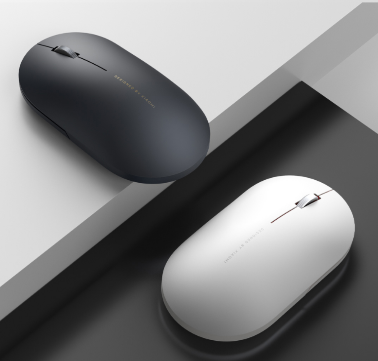 Xiaomi's New Wireless Mouse Lasts For a Year On a Single AA Battery