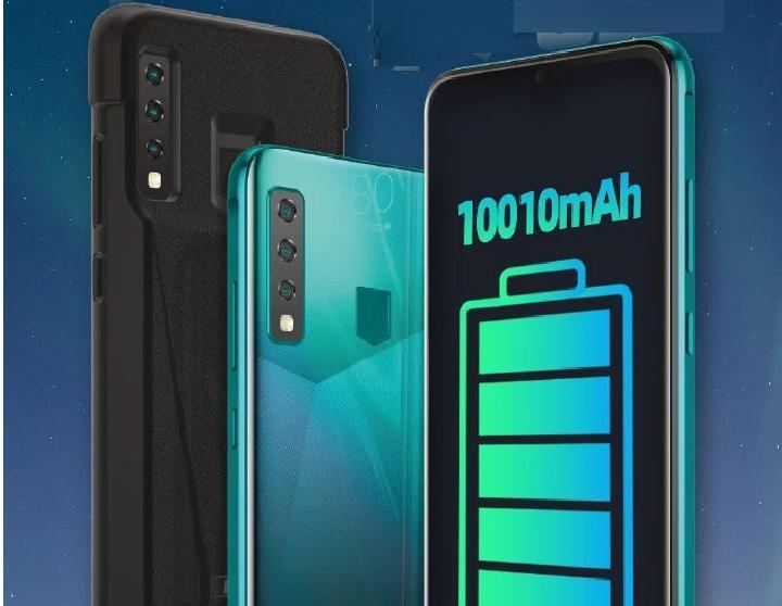 This Chinese Phone Has an Insane 10,010 mAh Battery
