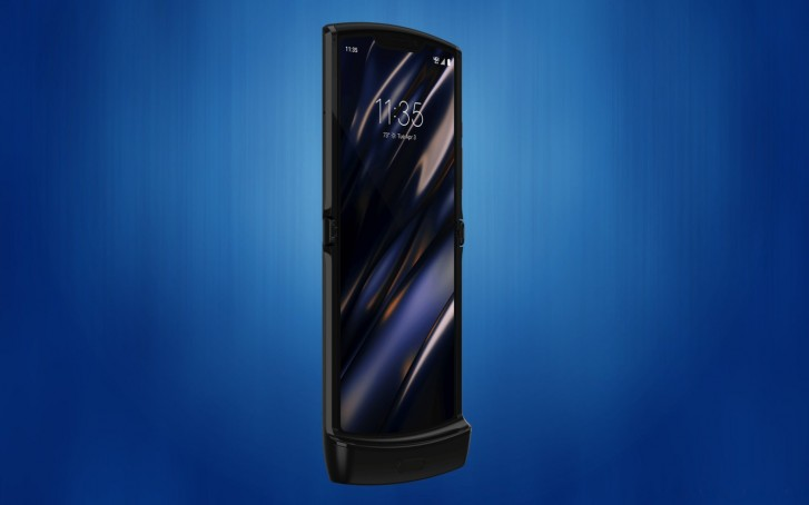 Moto Razr Smartphone Shows Up in a Live Leak and Press Renders