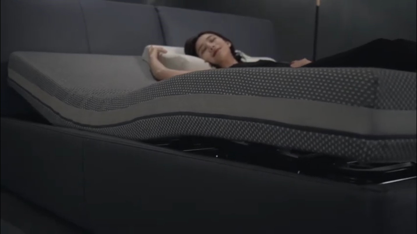 Xiaomi Launches a Smart Electric Bed With Several Features