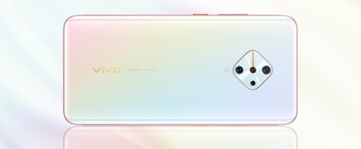 Vivo Launches Another S1 Pro With Toned Down Internals & a Unique Design
