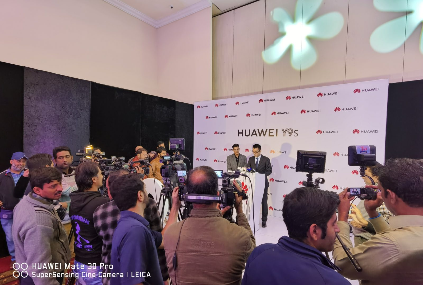 Huawei Launches the Y9s in Pakistan