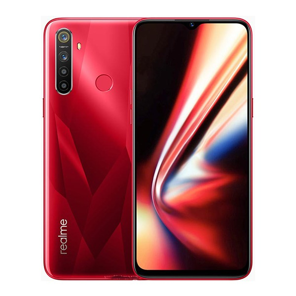 Realme Launches an Affordable Quad-Camera Smartphone