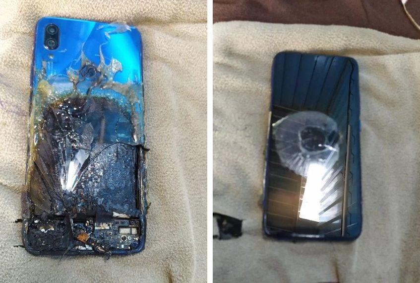 Xiaomi Follows Samsung With an Exploding Note 7