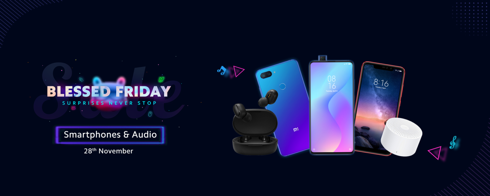 Mi Pakistan Launches Blessed Friday Sale With Discounts Worth Rs. 100 Million