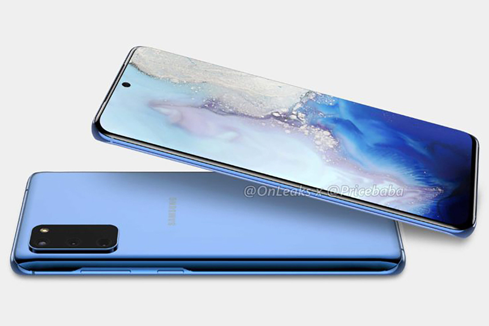 Here is What the Galaxy S11e Will Look Like
