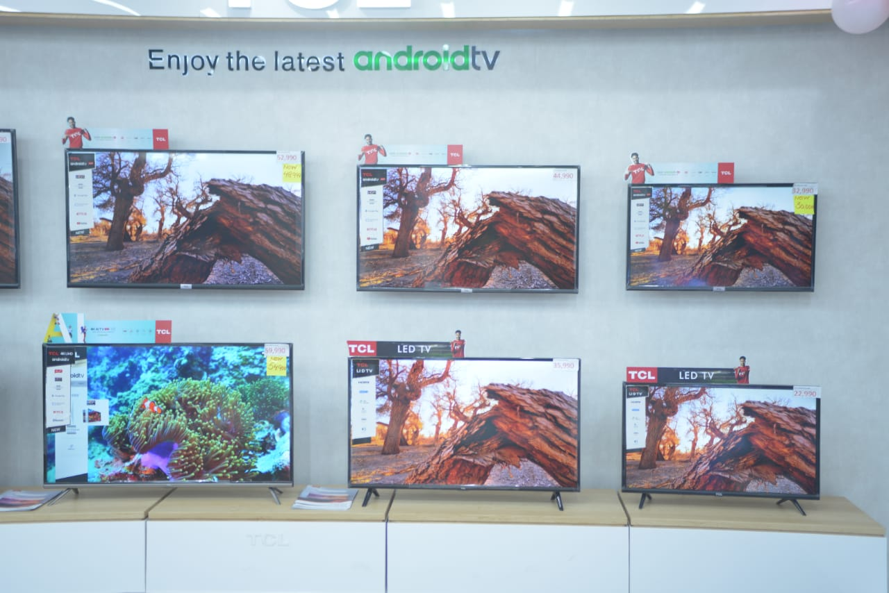TCL Launches a Flagship Store in Islamabad