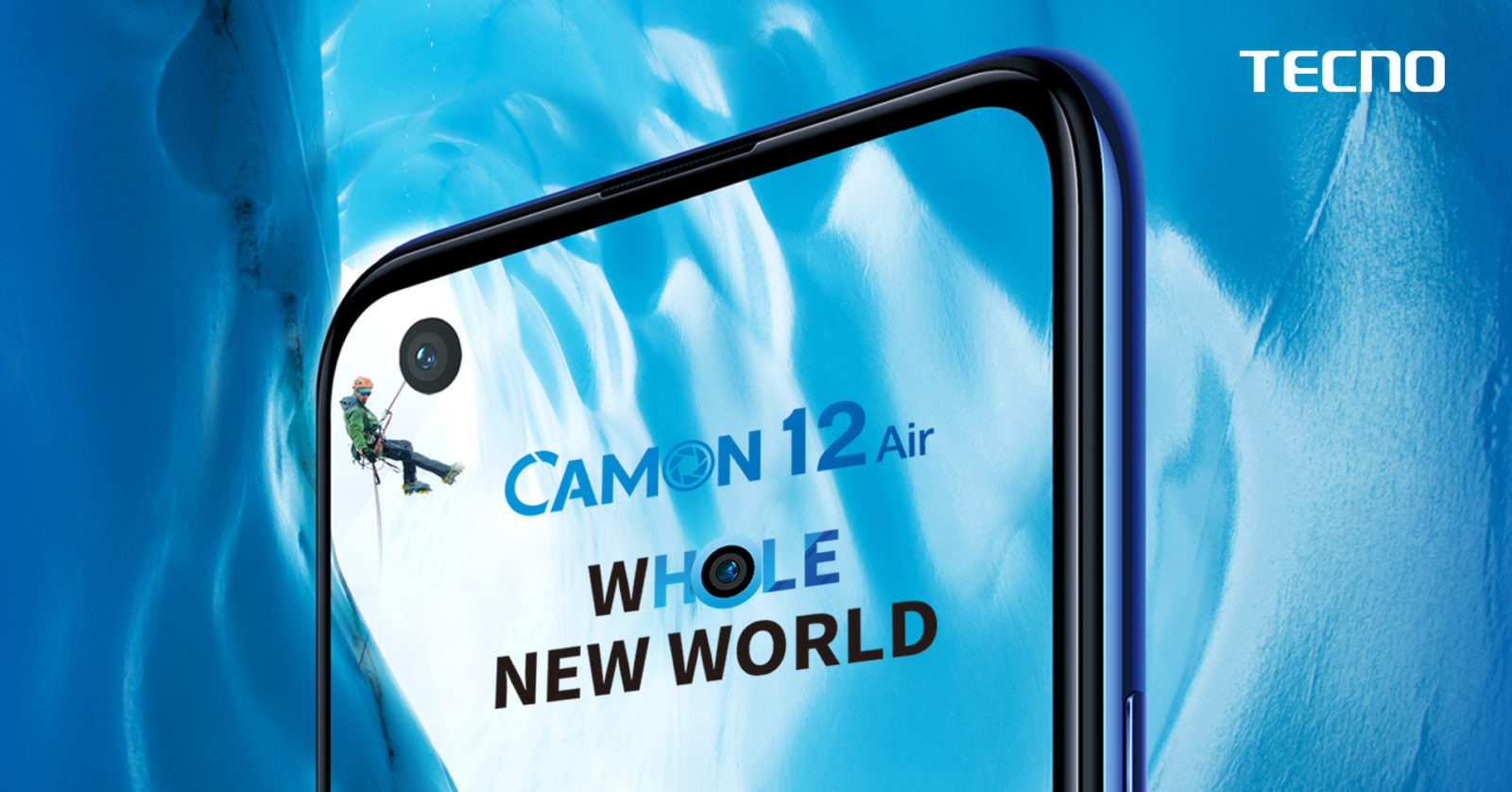 5 Top Reasons To Buy Camon 12 Air