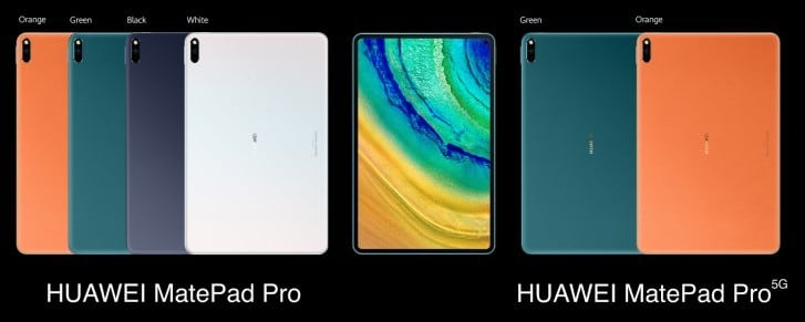 Huawei Launches MatePad Pro 5G – Apple iPad Pro Killer at Half the Price