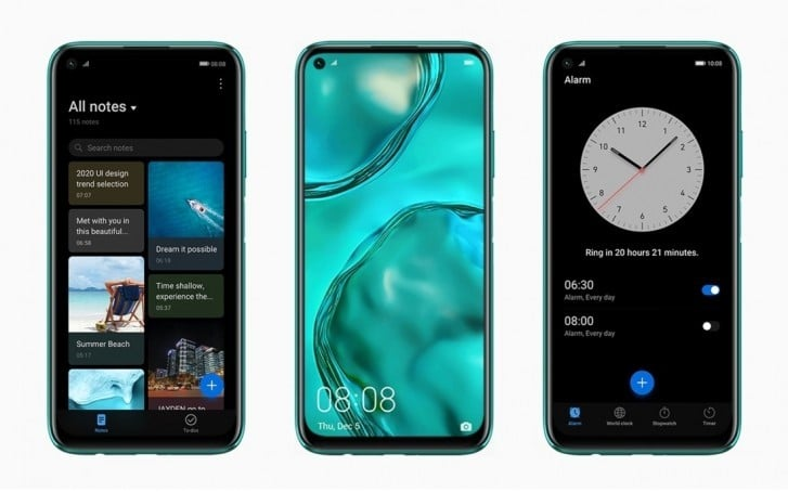 Huawei P40 Lite Arrives With an iPhone-Like Design