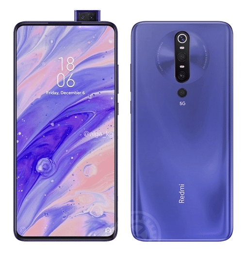 Here's Our First Look at Redmi K30 Pro, Comes Without Punch-Hole or Notch