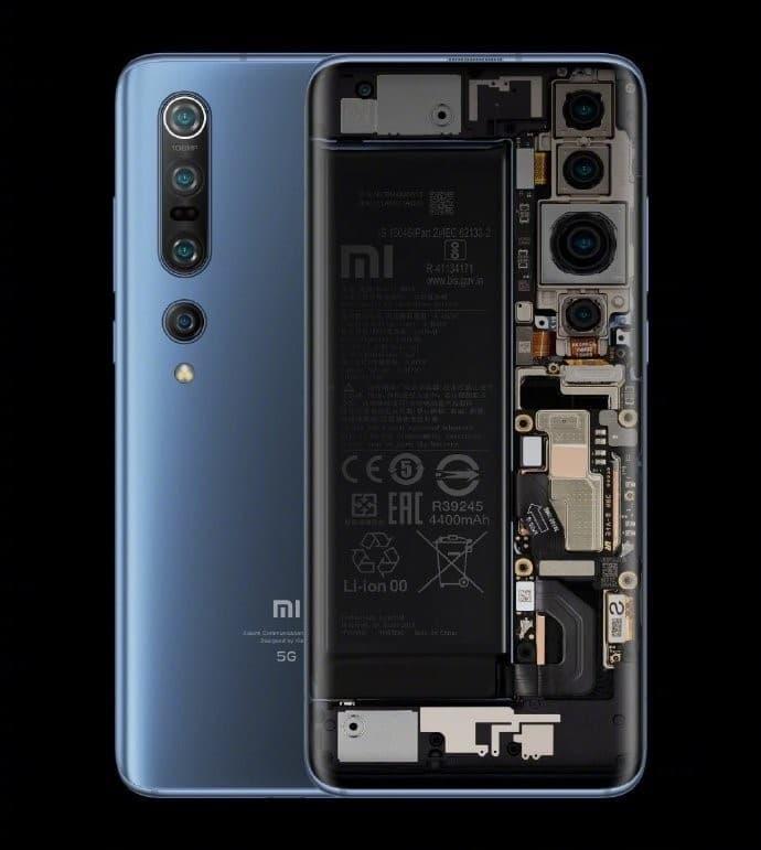 Xiaomi CEO Teases Transparent Mi 10
