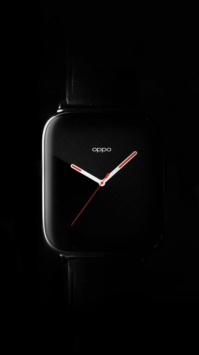 Oppo is Making an Apple Watch Lookalike [Leak]