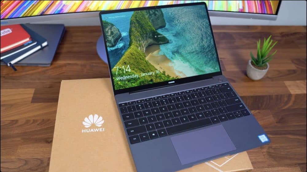 Huawei Teases the Launch Date For a New Matebook