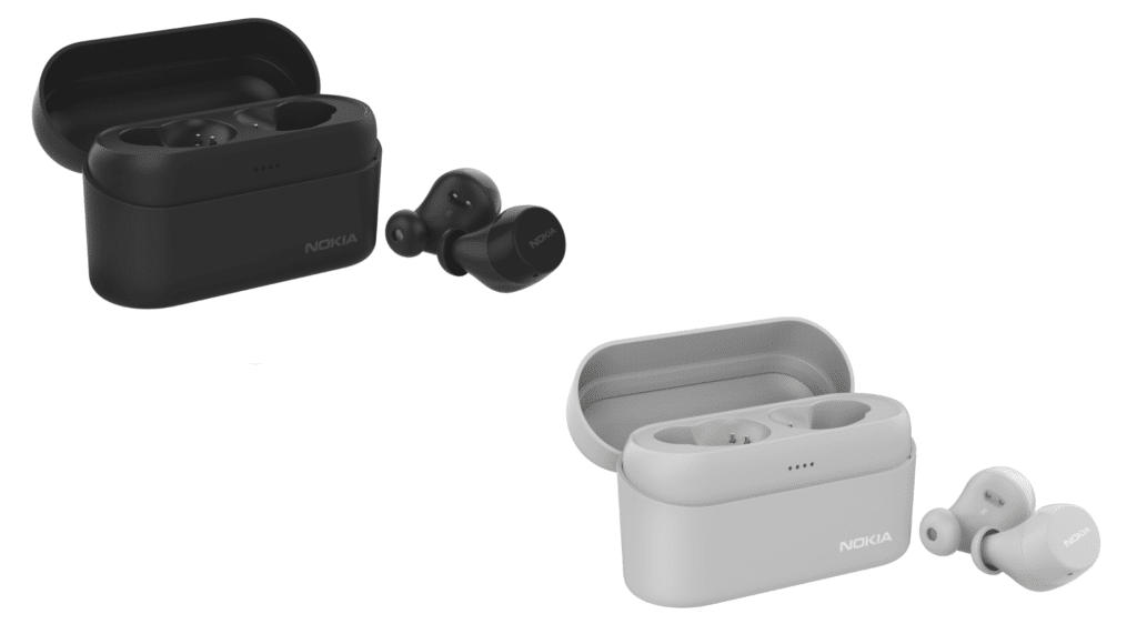 Nokia Launches Waterproof Wireless Earbuds With 150-Hour Battery Life