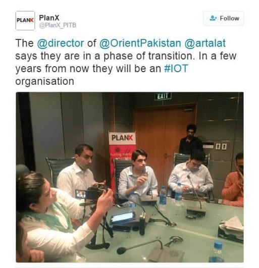 Mevris By BlueEast: Bringing IoT & AI to Pakistan