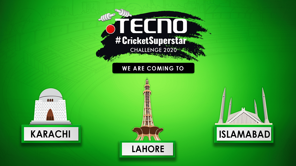 TECNO is Launching Real Time Cricket Challenge 2020