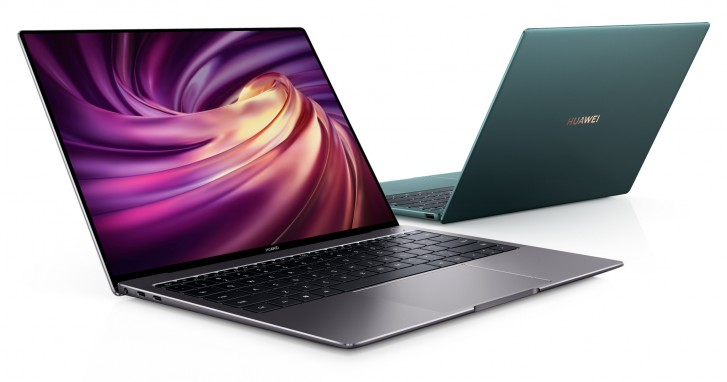 Huawei Upgrades MateBook X Pro With 10th Gen Intel CPUs