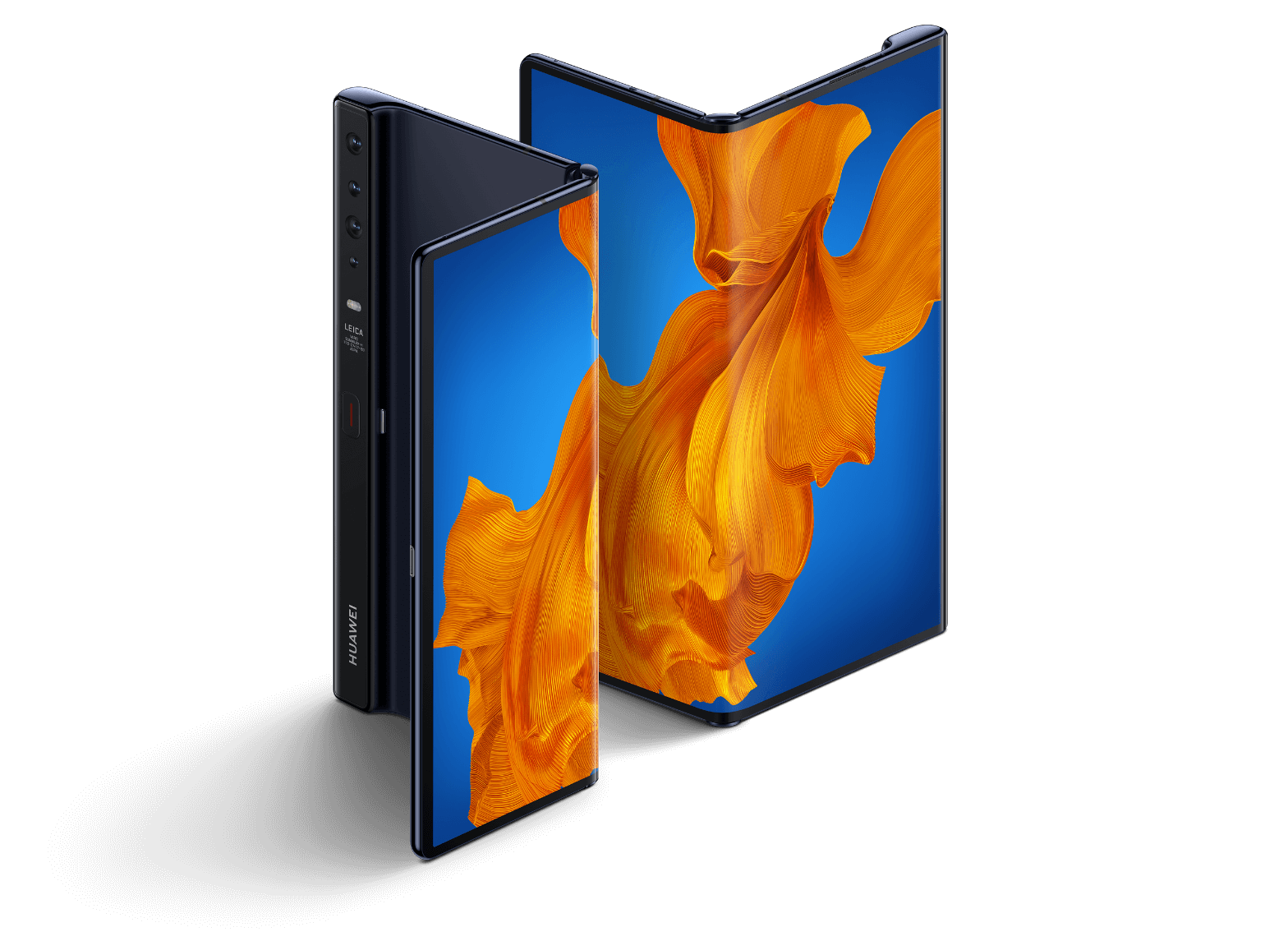 Huawei's Foldable Mate XS is Official With a Better Display & Hinge