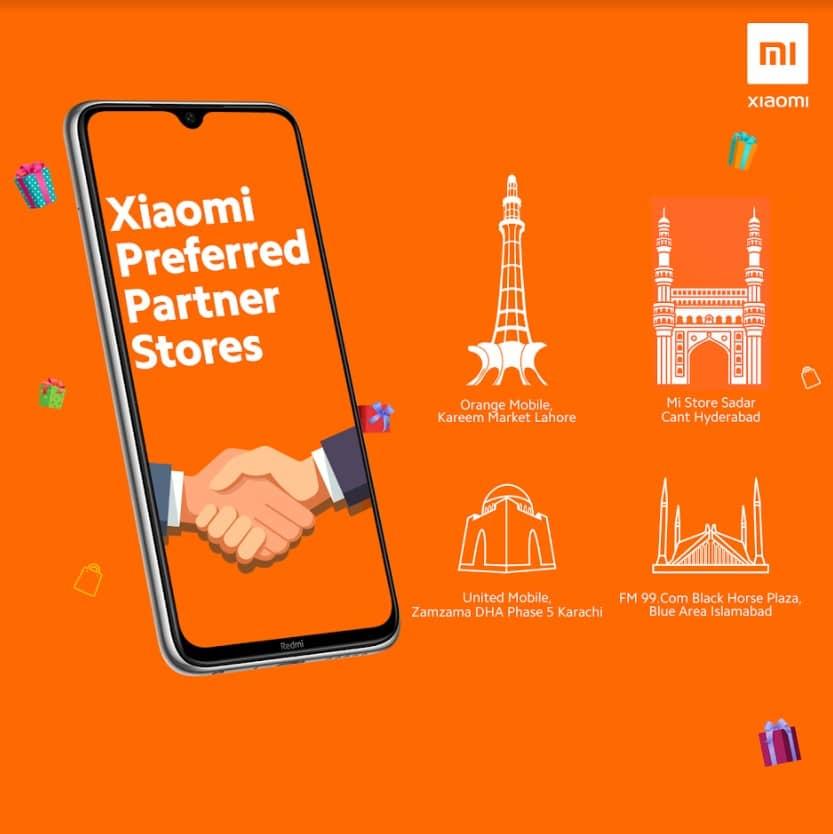 Xiaomi Pakistan Opens A New Preferred Partner Store in Karachi
