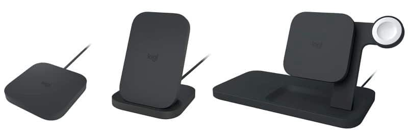 Logitech One Ups Apple With its 3-in-1 Wireless Charger