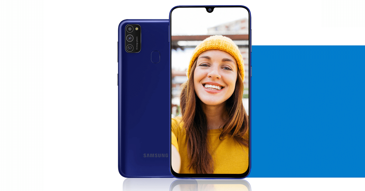 Samsung Launches the Affordable Galaxy M21 With 6000 mAh Battery