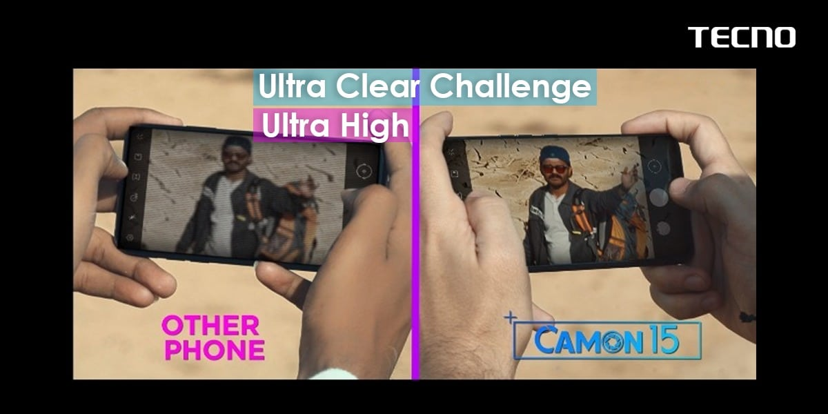 Tecno Launches Ultra-Clear Challenge With 6 KOLs