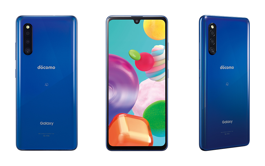Samsung Launches Galaxy A41 With 48MP Camera & In-Display Fingerprint Reader