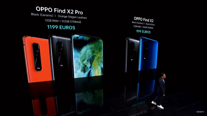 Oppo's Camera Focused Find X2 & X2 Pro Offer Better Specs Than Galaxy S20