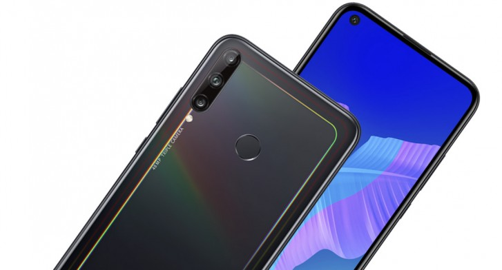 Huawei Launches the Budget P40 Lite E in Europe