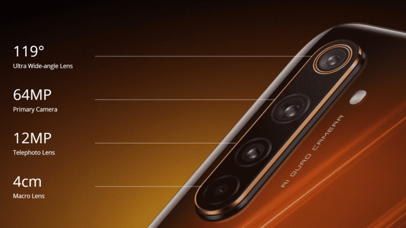Realme Launches The World's Most Affordable Phone With a 90Hz Display