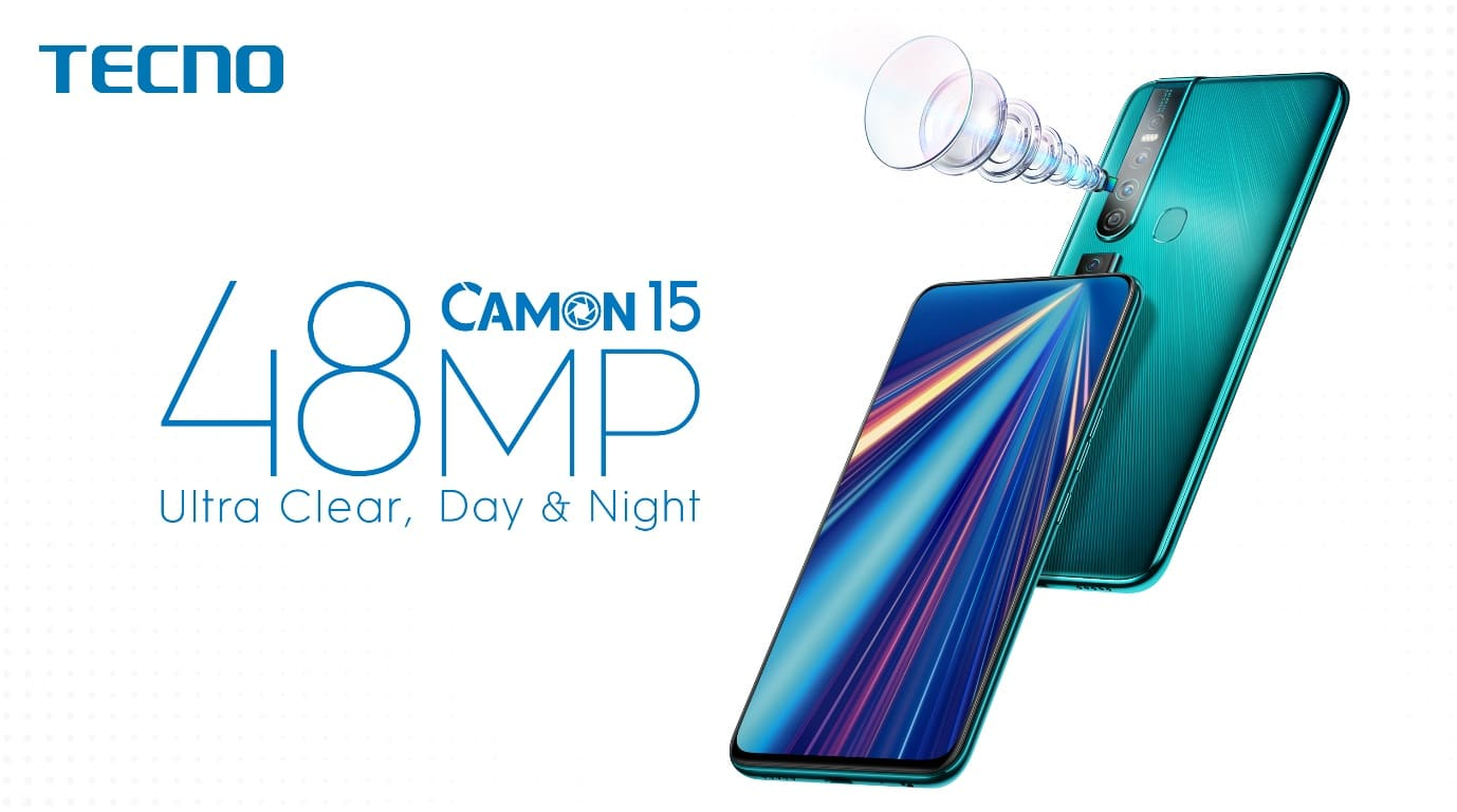 A Value Package Addition to TECNO – Camon 15 PRO
