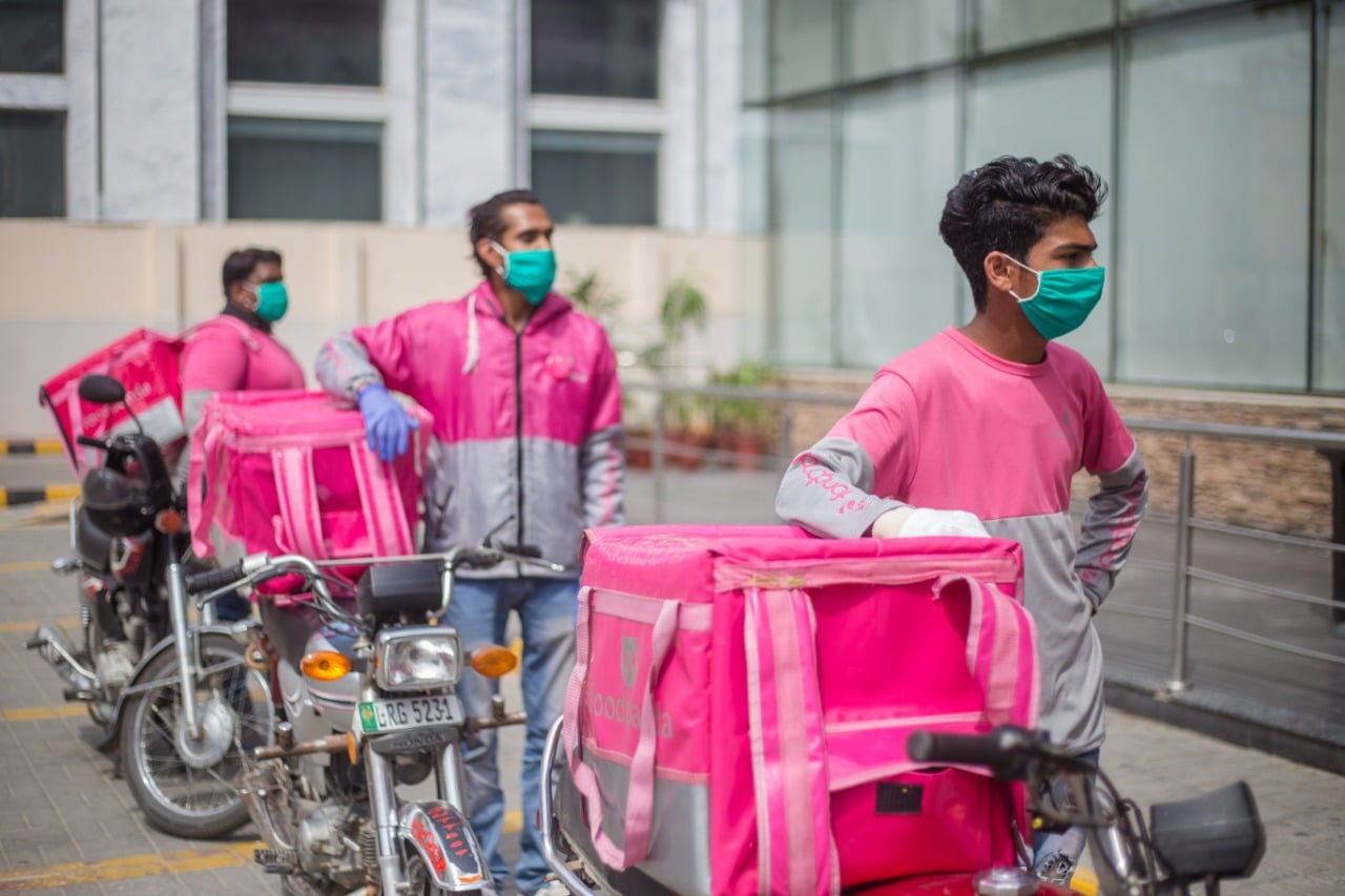 foodpanda Walks the Extra Mile to Ensure Wellbeing of Heroes amid Covid-19 Outbreak