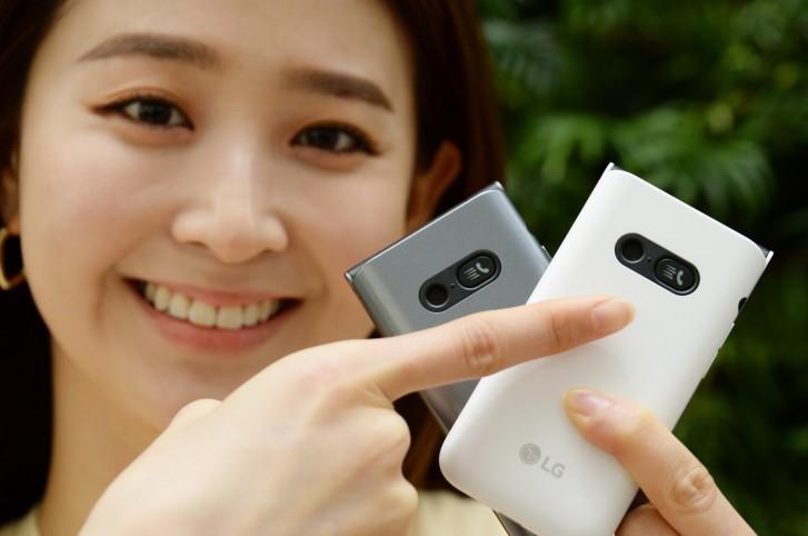 LG Announces Folder 2 Flip Phone With Emergency Button
