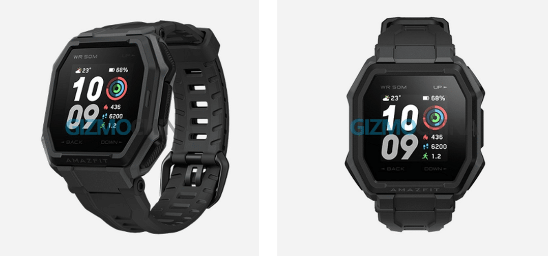 Xiaomi Amazfit Ares Unveiled With Rugged Design & 24-Hour Heart Rate Monitoring