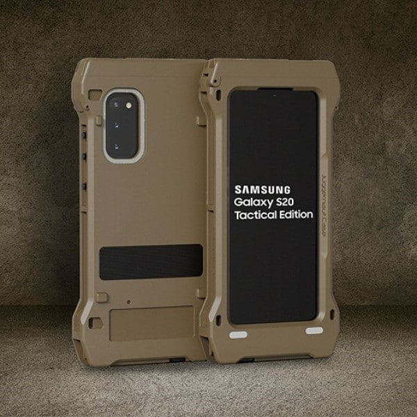 Samsung Galaxy S20 Tactical Edition Could be The Toughest Phone on The Market
