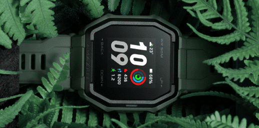 Xiaomi Huami Teases Amazfit Ares With 24-Hour Heart Monitoring