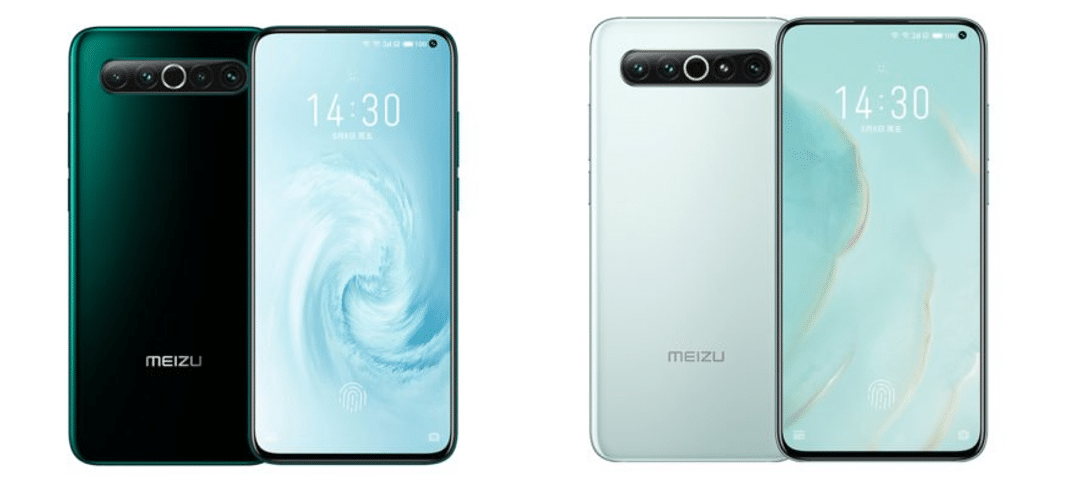 Meizu 17 & 17 Pro Affordable Flagships Launched With Tiny Punch-Hole & 90Hz Display