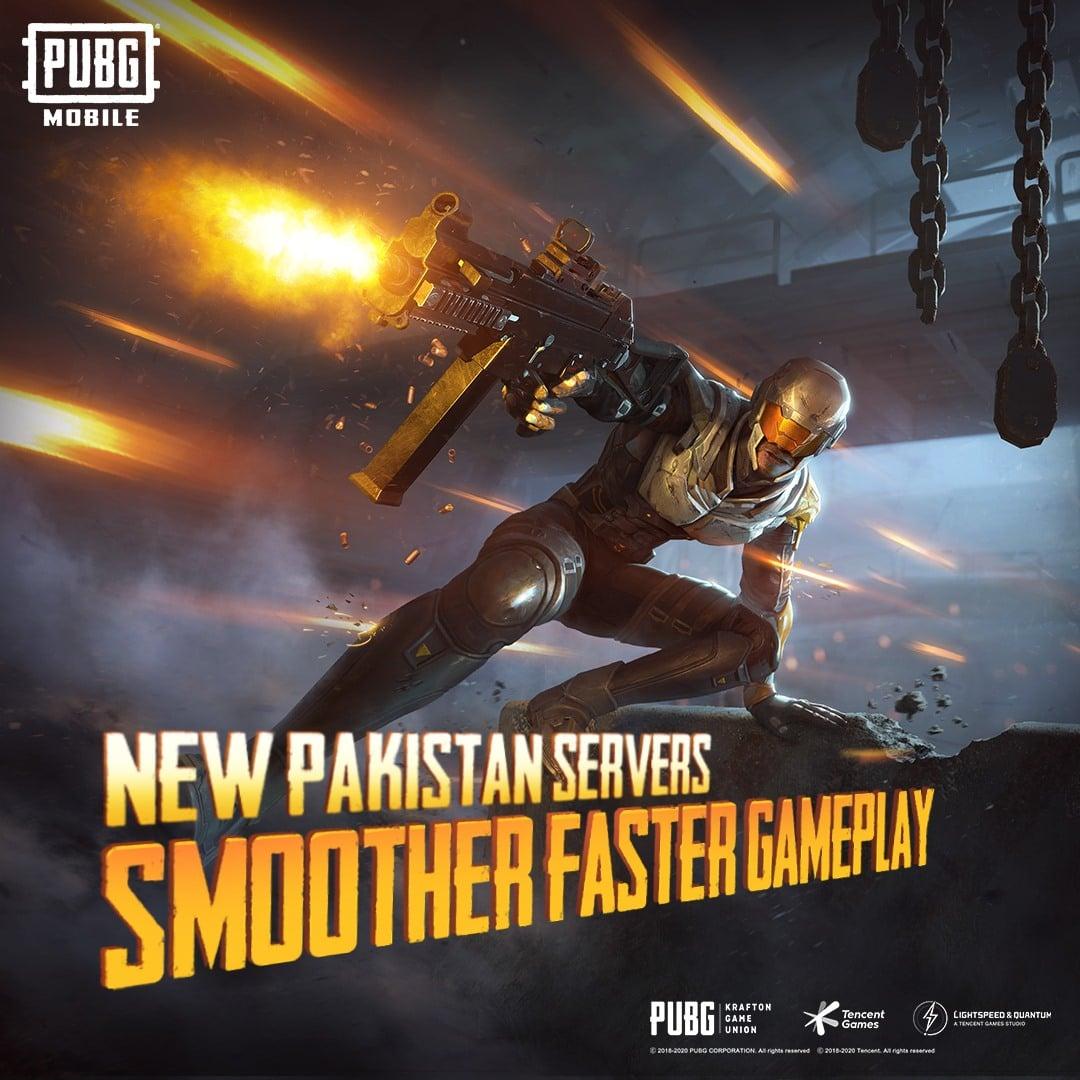 PUBG Mobile Adds Pakistani Servers