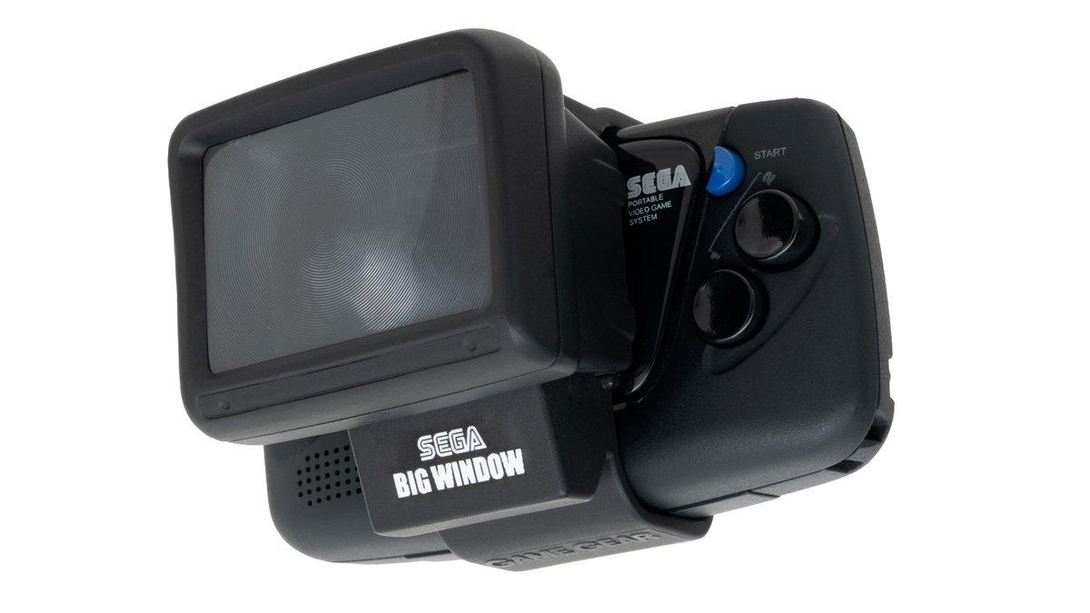 SEGA Launches Micro Game Consoles to Celebrate its 60th Anniversary